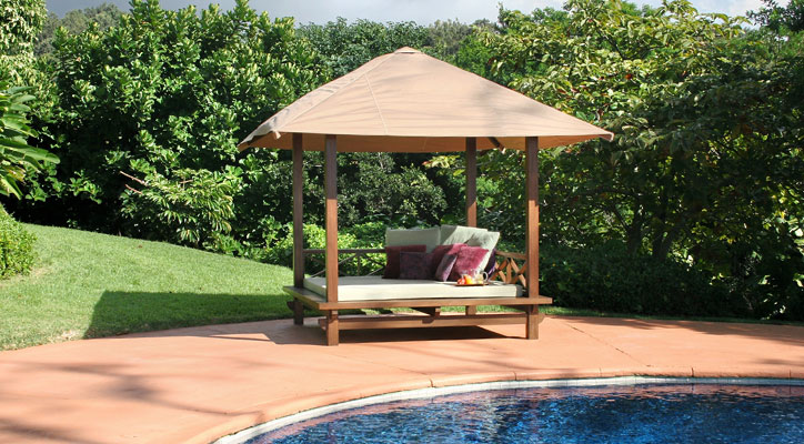 Outdoor Cabana sweetwater cabana outdoor furniture, ultimate daybeds for outdoor